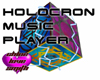 Holocron Music Player