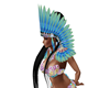 Rio H Carnival Headress