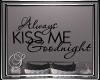 (SL) Bedroom Wall Sign