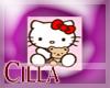 (C3)HELLO KITTY NURSERY