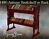 Antique 1880 Book Rack
