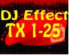 Effect TX 1-25♫