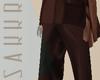 ◎ brown slacks ◎