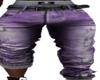 Leg Up Purple Jeans