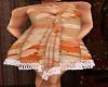 [JH]  Peach Sun Dress