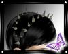 !! Bone spike headband