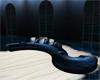 Blue Mystique Couch