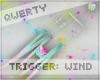!Q! Artistic Wind Chime