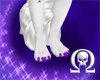 Purple Anyskin Paws F