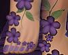 Purple Magick Feet
