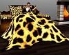 Cheetah Cuddle Chair