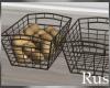 Rus Potato Baskets