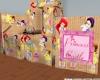 Princess Card Box Castle