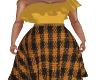 Henna Autumn Dress