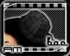 [AM] Checkered Black Bao