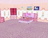 Lil Girls Scaled Bedroom