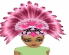 [KC]Pink Head dress