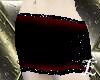 ELVEN Stardust Red Skirt
