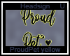 Proud Pet e Yellow