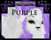 .xS. Bunni|Purple Ear
