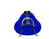 Sit anywhere Blue
