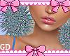 Glitter Diva Pom Pom