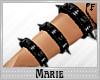 !!M Spike Arm (R) Black