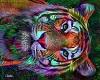 Art Tiger Color