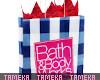 Bath Shopping Bag