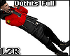 Outfits Full *Red Black