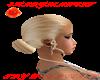Berry Blonde Hat Hair