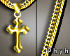 P. Gold Cross