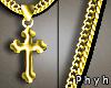 ∂P. Gold Cross