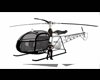 Helico Alouette POLICE