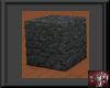Grey Brick Cube