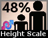 Height Scaler 48% F A