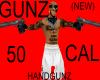 50 cal hand guns (new)