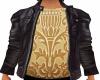 Leather Bomber Jacket I