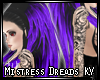 []Mistress' Dreads KV