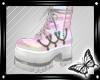 !! Holo Kitten Boots