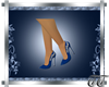 Breathless Blue Pumps