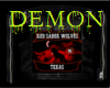 RSW- Demon cut
