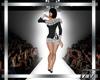 Gina Sweater Dress Black