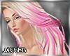 Qandalyn blond pink