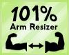 Arm Scaler 101%