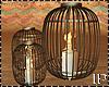 Boho Lamp Candles