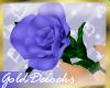 G-Little Blue Rose