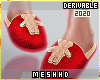 MHD. Red Slippers F Drv