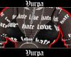 Hate love!