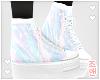 // pl sneakers hologram